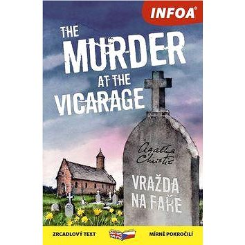 The Murder at the Vicarage/Vražda na faře (978-80-7547-112-3)