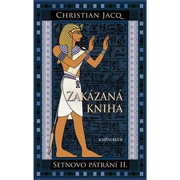 Setnovo pátrání II Zakázaná kniha (978-80-242-5607-8)