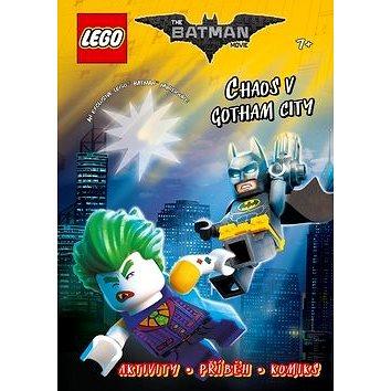 LEGO Batman Chaos v Gotham City!: Aktivity, příběhy, komiksy (978-80-251-4848-8)