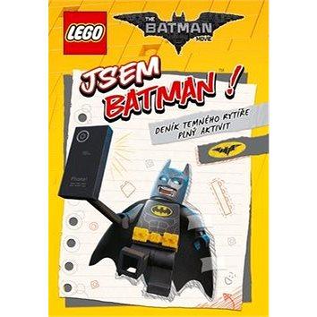 LEGO Batman Jsem Batman!: Deník Temného rytíře plný aktivit (978-80-251-4854-9)