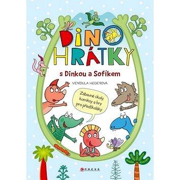 Dinohrátky s Dinkou a Sofíkem: Zábavné úkoly, komiksy a hry pro předškoláky (978-80-264-1375-2)