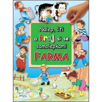 Nalep, čti a hraj si - farma (9708667070312)