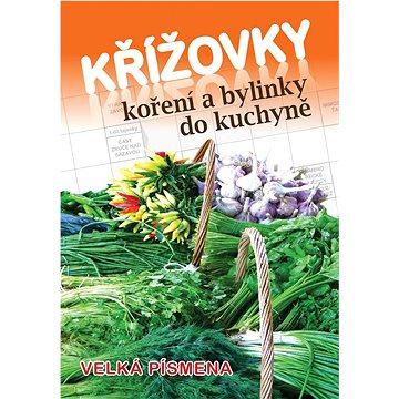 Křížovky: Koření a bylinky do kuchyně (8594186120086)