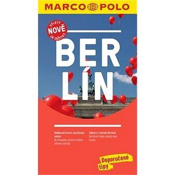 Berlín: Průvodce s cestovním atlasem a přiloženou mapou (9783829756518)