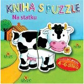 Kniha s puzzle Na statku (978-80-256-1991-9)