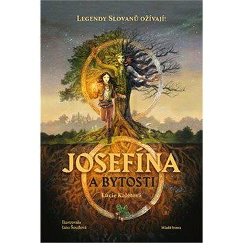 Josefína a bytosti (978-80-204-4138-6)