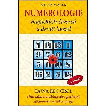 Numerologie magických čtverců a devíti hvězd (978-80-87419-60-1)