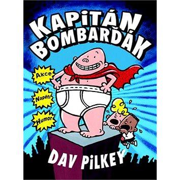 Kapitán Bombarďák (978-80-269-0617-9)