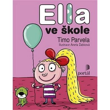 Ella ve škole (978-80-262-1204-1)