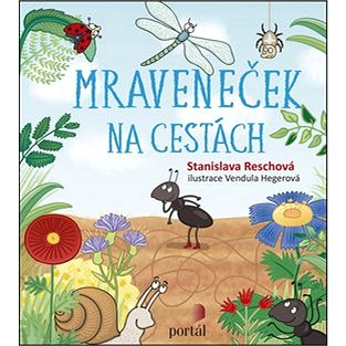 Mraveneček na cestách (978-80-262-1202-7)