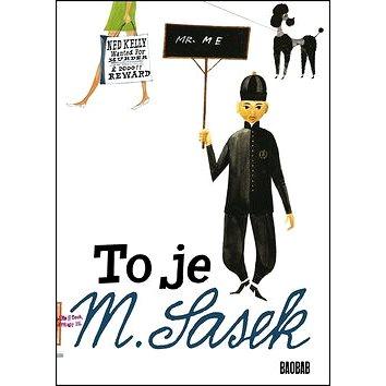 To je M. Šašek (978-80-87060-94-0)