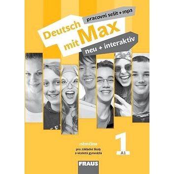Deutsch mit Max neu + interaktiv 1 Pracovní sešit + mp3 (978-80-7489-335-3)