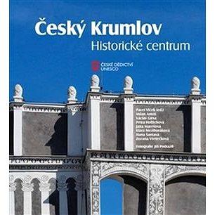 Český Krumlov Historické centrum (978-80-87073-93-3)