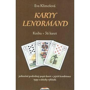 Karty Lenormand: Kniha + 36 karet (978-80-8100-008-9)