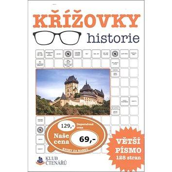 Křížovky historie: Větší písmo 128 stran (8592257006161)