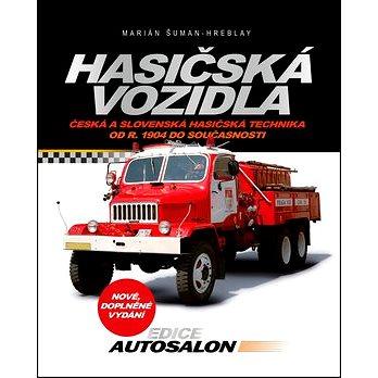 Hasičská vozidla: Česká a slovenská hasičská technika od roku 1904 do současnosti (978-80-264-1388-2)