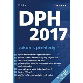 DPH 2017 zákon s přehledy (978-80-271-0427-7)