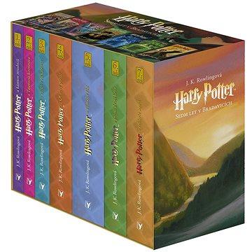 Harry Potter Sedm let v Bradavicích 1-7 BOX (978-80-00-04621-1)