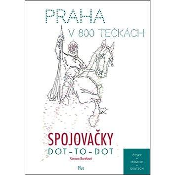 Praha v 800 tečkách Spojovačky: DOT - TO - DOT (8594050423039)