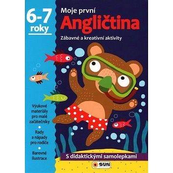 Moje první Angličtina 6-7 roky: Zábavné a kreativní úkoly a aktivity (978-80-7371-045-3)