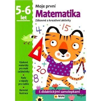 Moje první Matematika 5-6 let: Zábavné a kreativní úkoly a aktivity (978-80-7371-048-4)