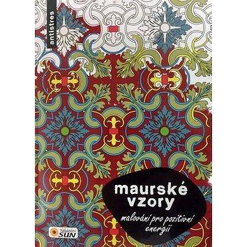 Maurské vzory malování pro pozitivní energii (8592257005195)