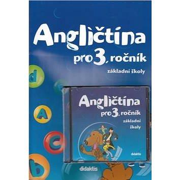 Angličtina pro 3. ročník základní školy Učebnice + CD (8595637001299)