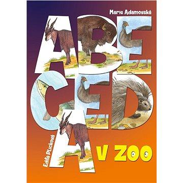 Abeceda v ZOO (978-80-7451-611-5)