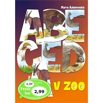 Abeceda v ZOO (978-80-7451-612-2)