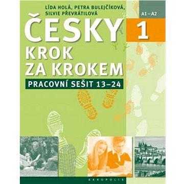 Česky krok za krokem 1. Pracovní sešit: Lekce 13–24 (978-80-7470-134-4)