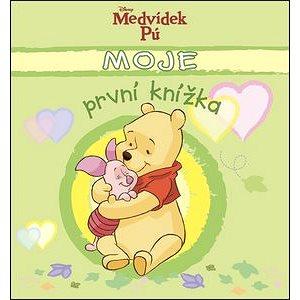 Medvídek Pú Moje první knížka: zelená (978-80-252-3907-0)
