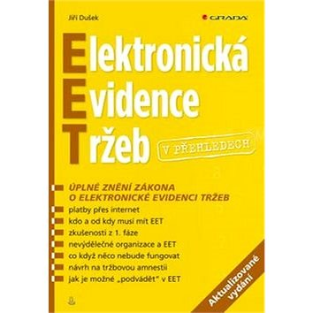 Elektronická evidence tržeb v přehledech: aktualizované vydání (978-80-271-0422-2)
