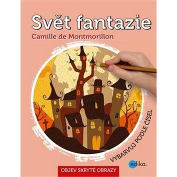 Svět fantazie: Vybarvuj podle čísel (8594050423077)