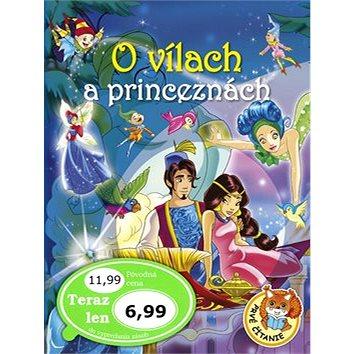 O vílach a princeznách (978-80-7451-615-3)