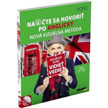 Naočte sa hovoriť po anglicky + CD: Nová vizuálna metóda (978-80-8140-256-2)
