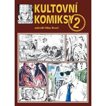 Kultovní komiksy 2 (978-80-88098-20-1)