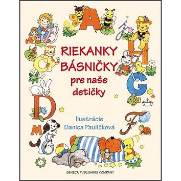 Riekanky básničky pre naše detičky (978-80-968585-6-9)