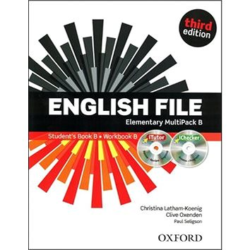 English File Third Edition Elementary Multipack B (9780194598675)