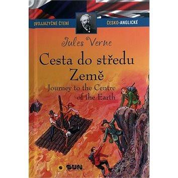 Cesta do středu Země: Dvojjazyčné čtení česko-anglické (978-80-7371-058-3)