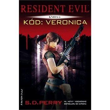 Resident Evil Kód: Veronica: šestá kniha série (978-80-7398-375-8)