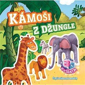 Kámoši z džungle: 3D zvířata (978-80-256-2042-7)