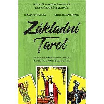 Základní Tarot: Nejlepší Tarotový komplet pro začínající vykladače, 78 karet (978-80-7370-483-4)