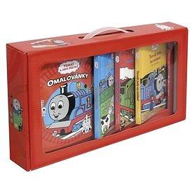 Tomáš a jeho přátelé Krabice plná zábavy (978-80-252-3920-9)