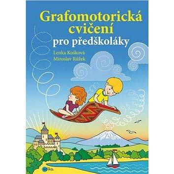 Grafomotorická cvičení pro předškoláky (978-80-266-1097-7)