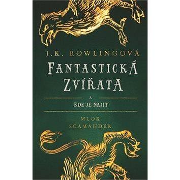 Fantastická zvířata a kde je najít (978-80-00-04710-2)