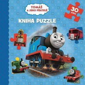 Tomáš a jeho přátelé Kniha puzzle 30 dílků (978-80-252-3789-2)
