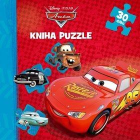 Auta Kniha puzzle 30 dílků (978-80-252-3870-7)