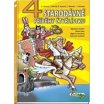 4 Starodávné příběhy Čtyřlístku (978-80-87849-27-9)