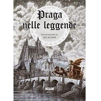 Praga nelle Leggende (978-80-7252-622-2)