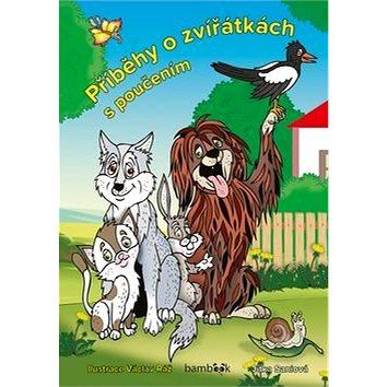 Příběhy o zvířátkách s poučením: Jak být prima kamarádem (978-80-271-0039-2)